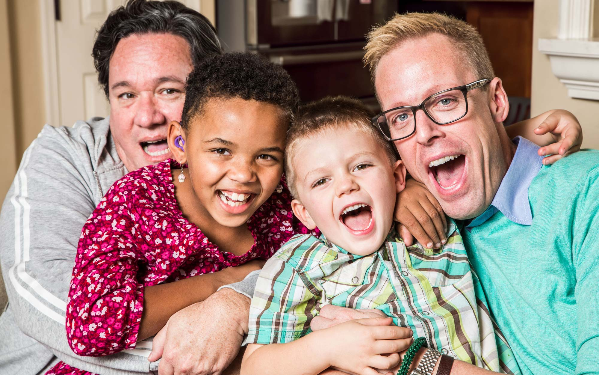 Gay Fathers, Going It Alone